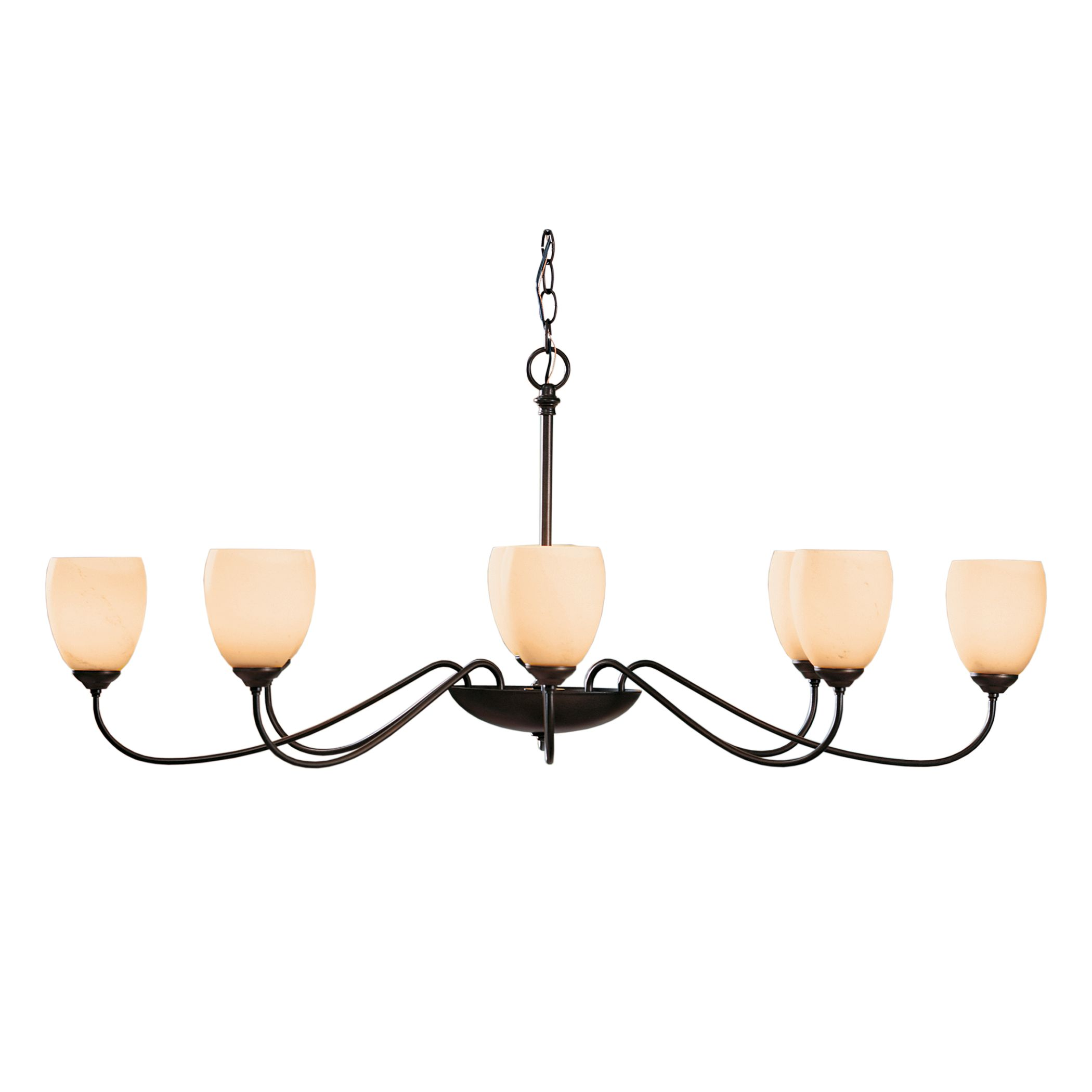 Thumbnail for Oval Large 8 Arm Chandelier