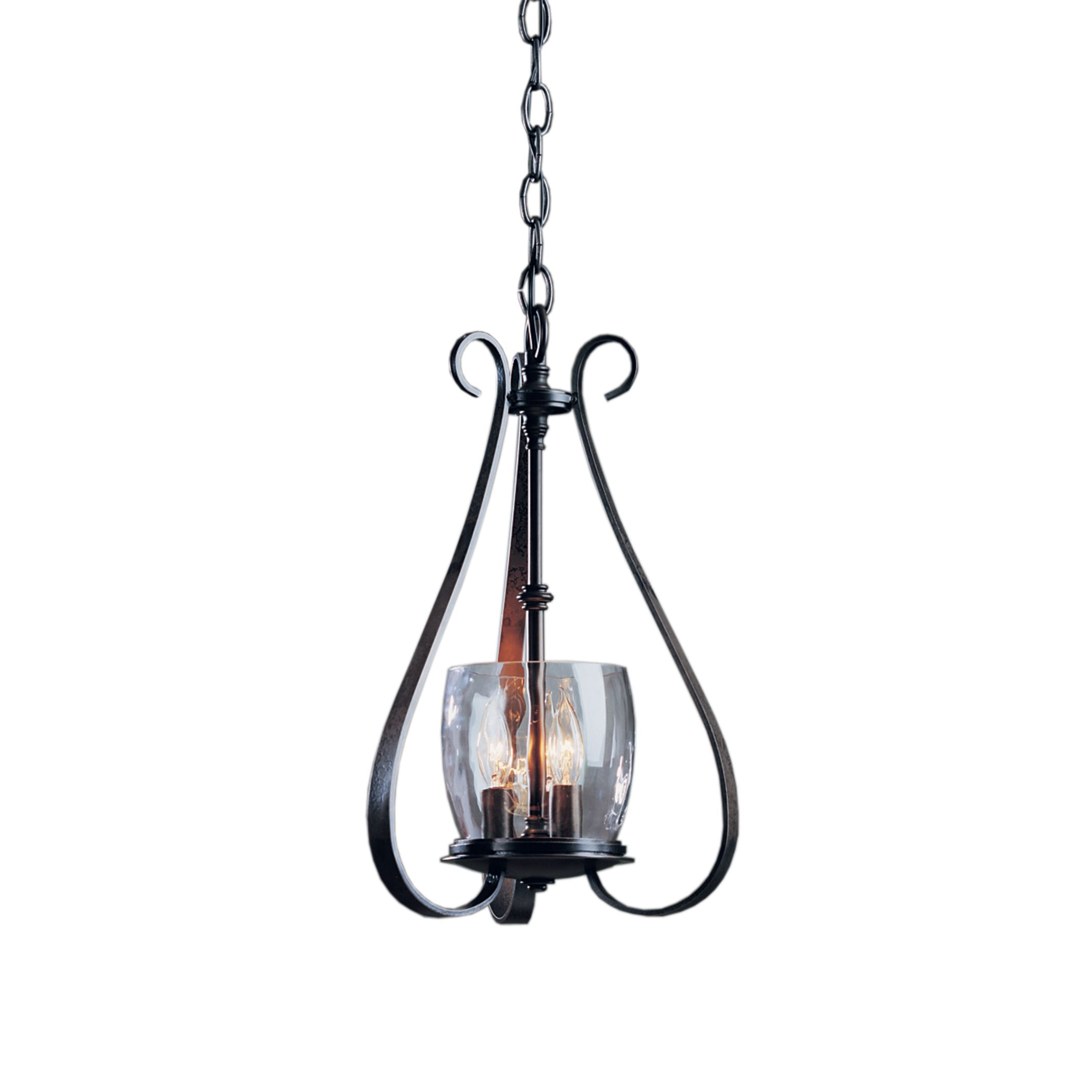 Hubbardton Forge Double Cirque Large: Beacon Hall Chandelier