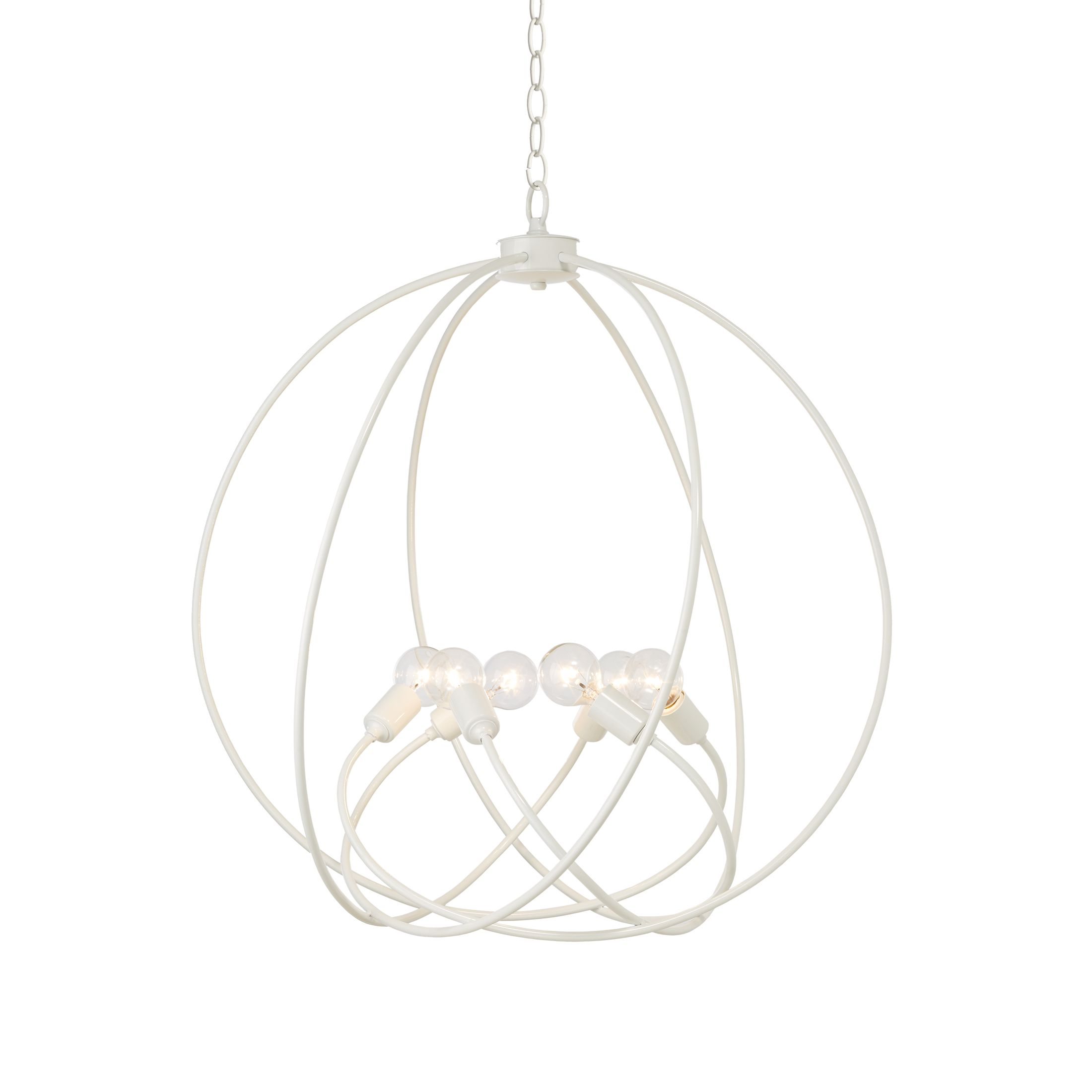 Orb Chandelier Hubbardton Forge