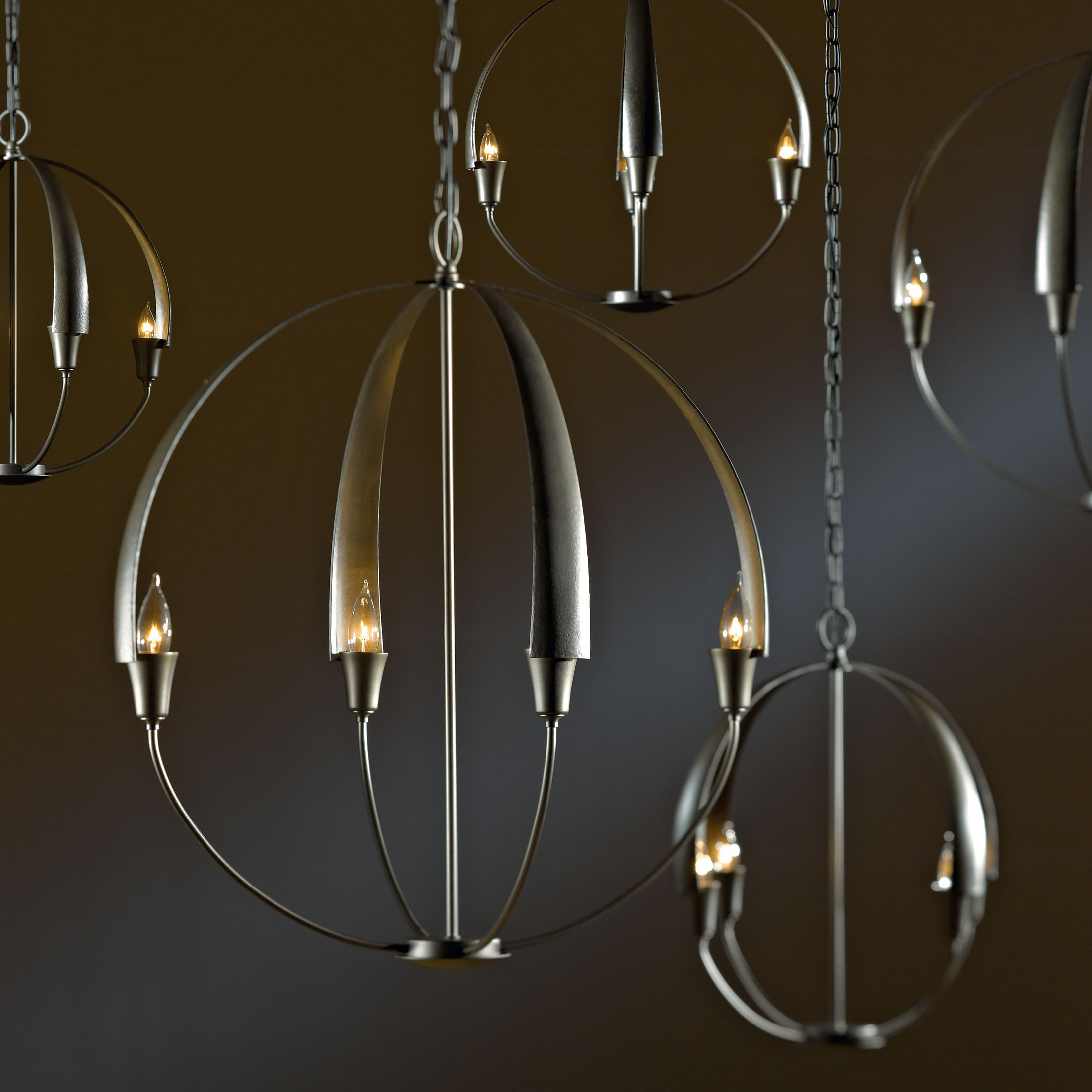 Cirque small chandelier hubbardton forge aloadofball Image collections