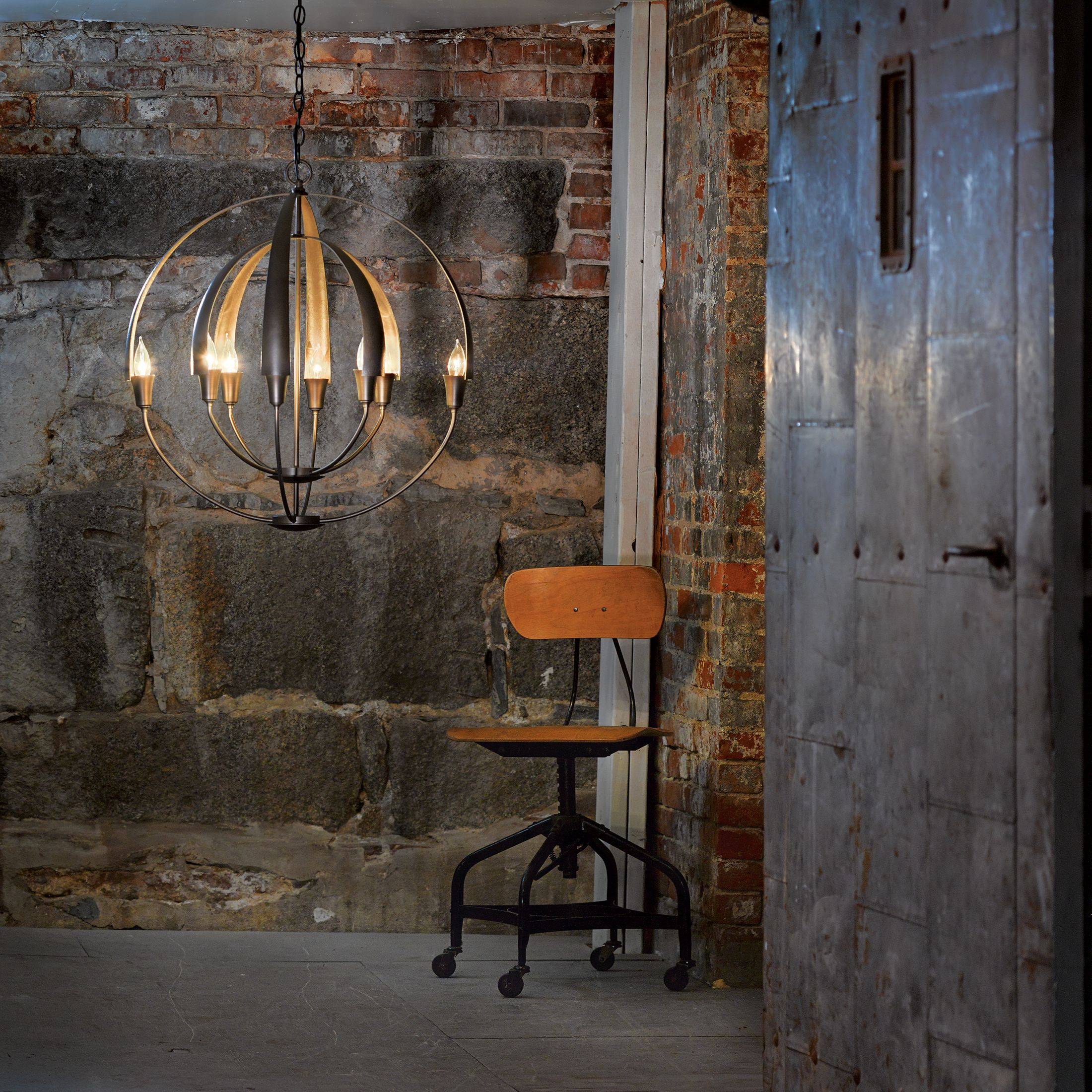 Double cirque chandelier hubbardton forge double cirque chandelier aloadofball Image collections