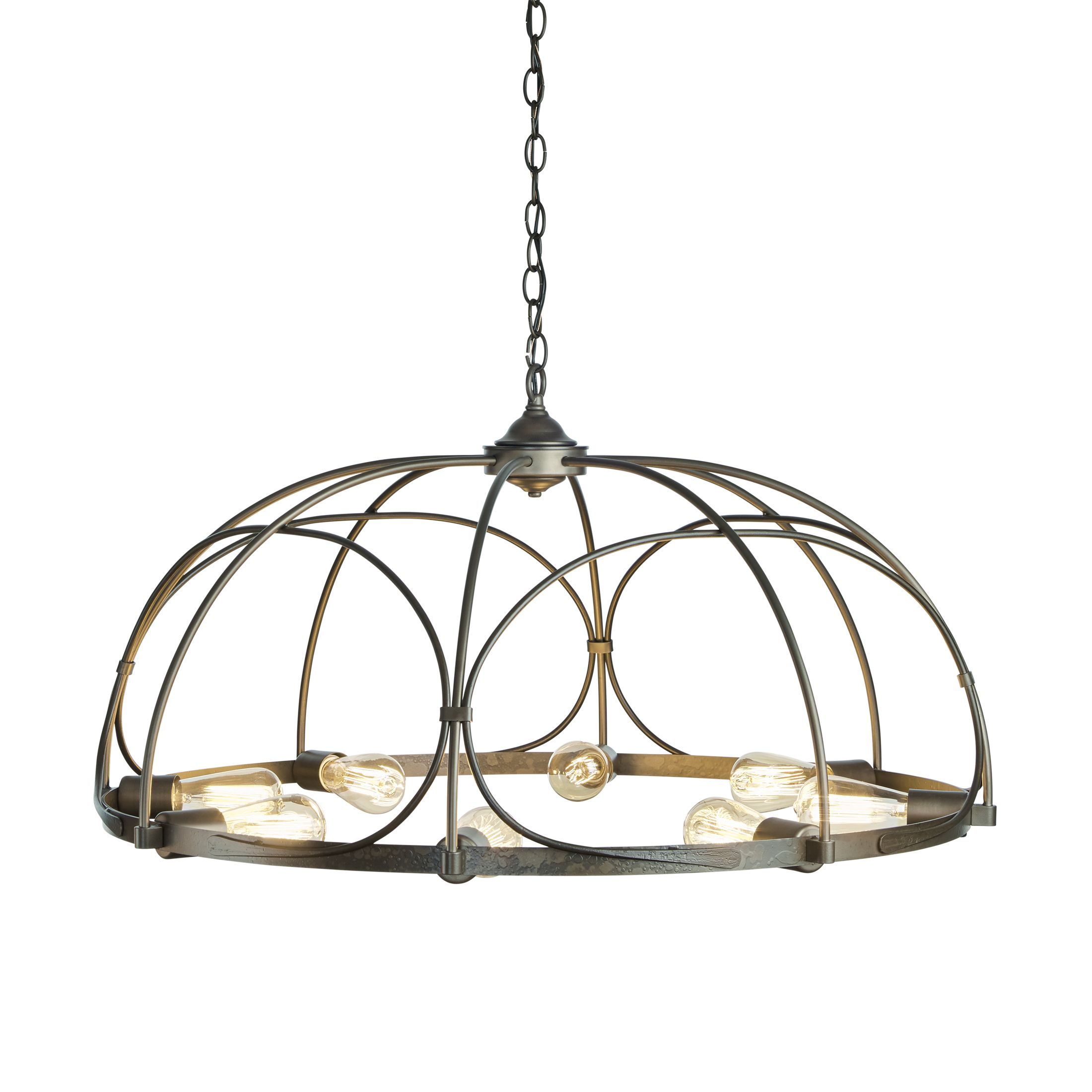 Chandeliers products hubbardton forge 104220 arbor chandelier aloadofball Choice Image