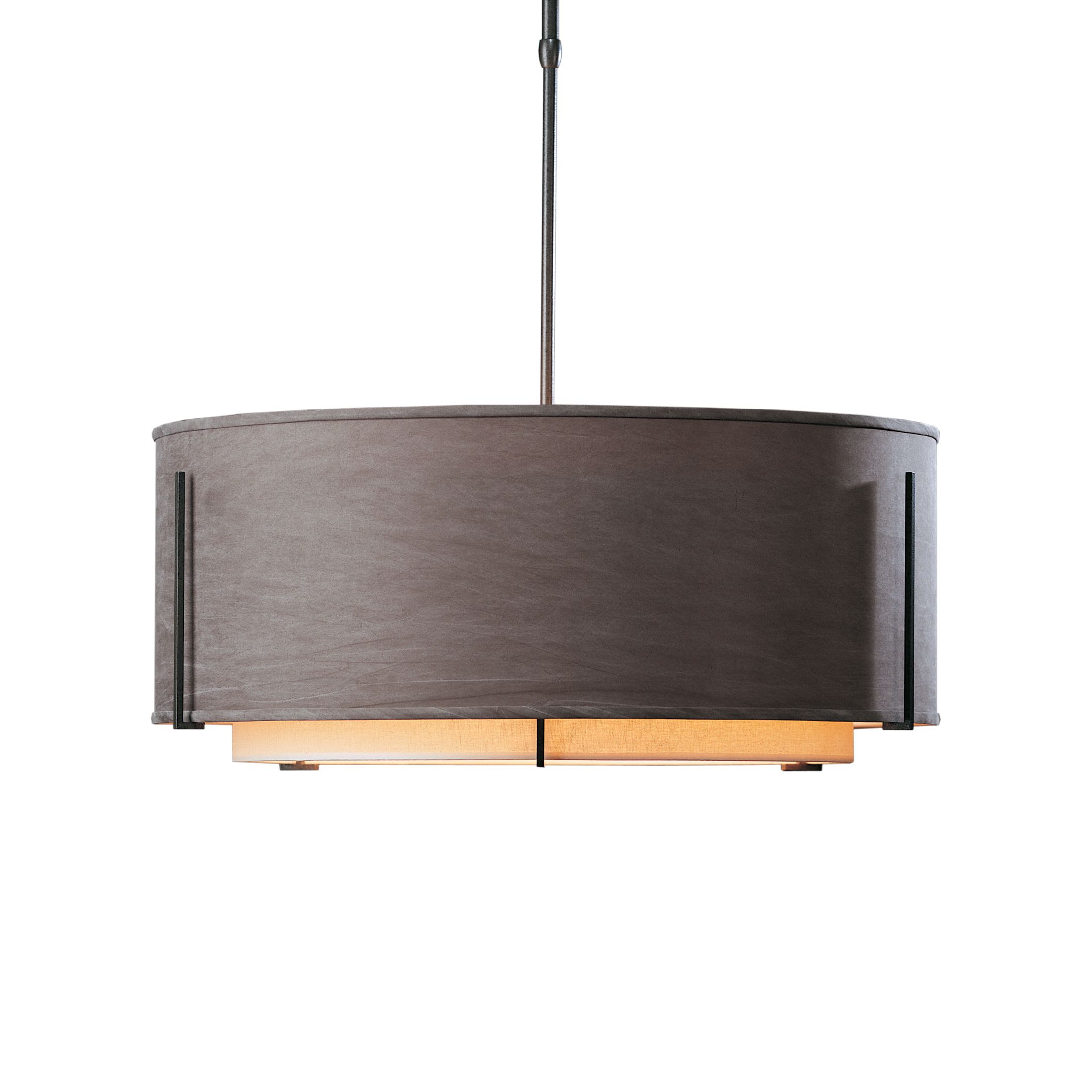 Product Detail Exos Large Double Shade Pendant