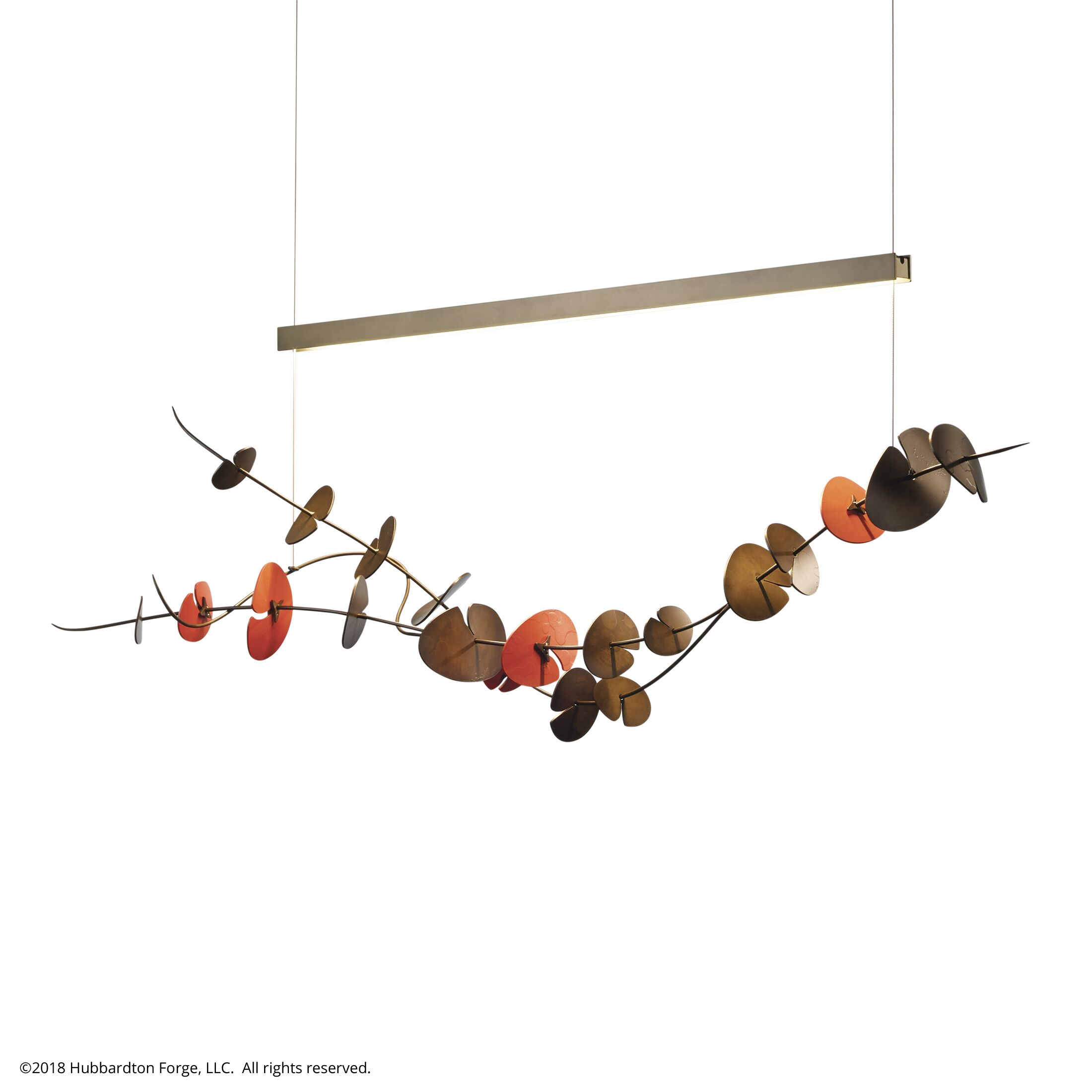 Lily led pendant hubbardton forge product detail lily led pendant aloadofball Gallery