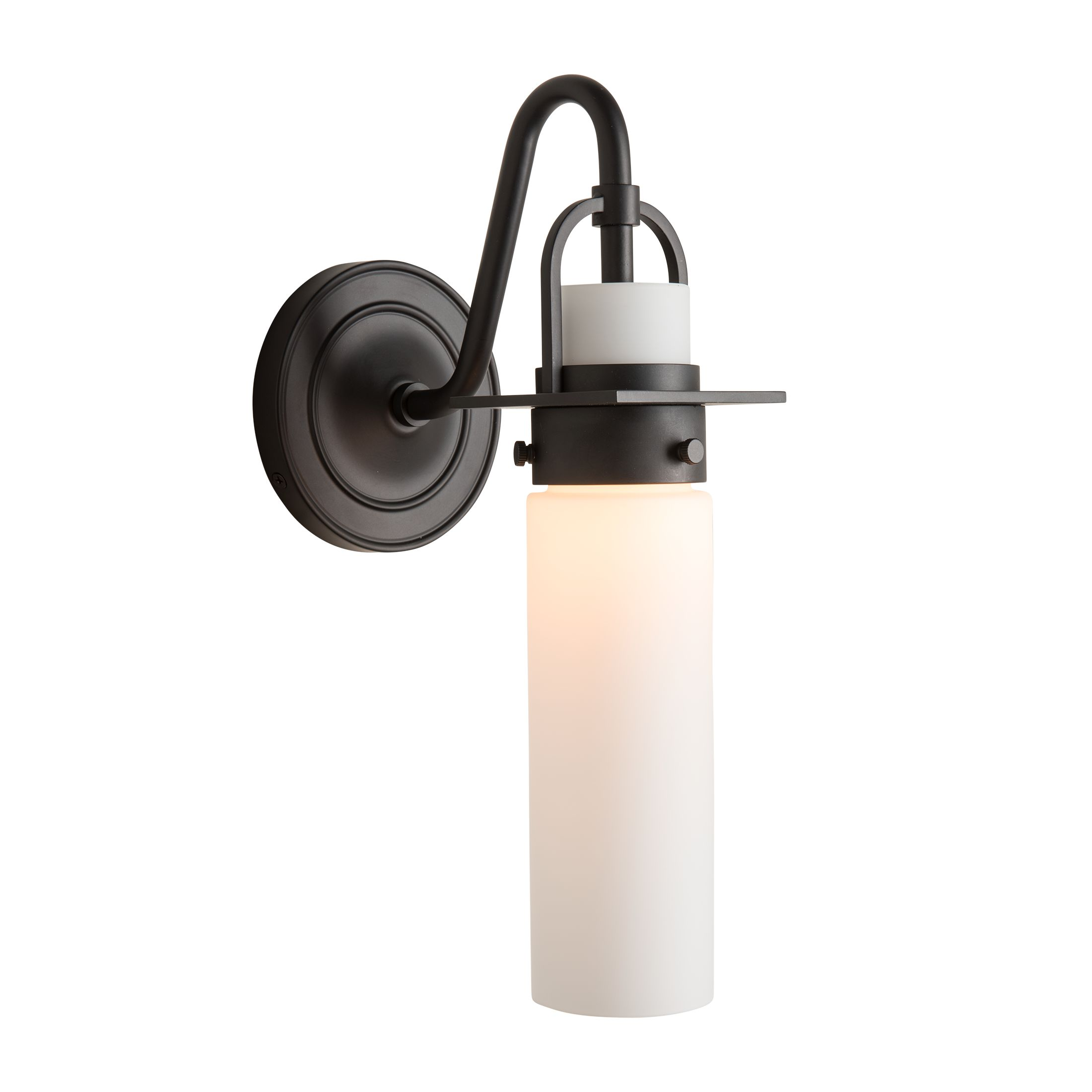 Thumbnail for Castleton 1-Light Cylinder Sconce