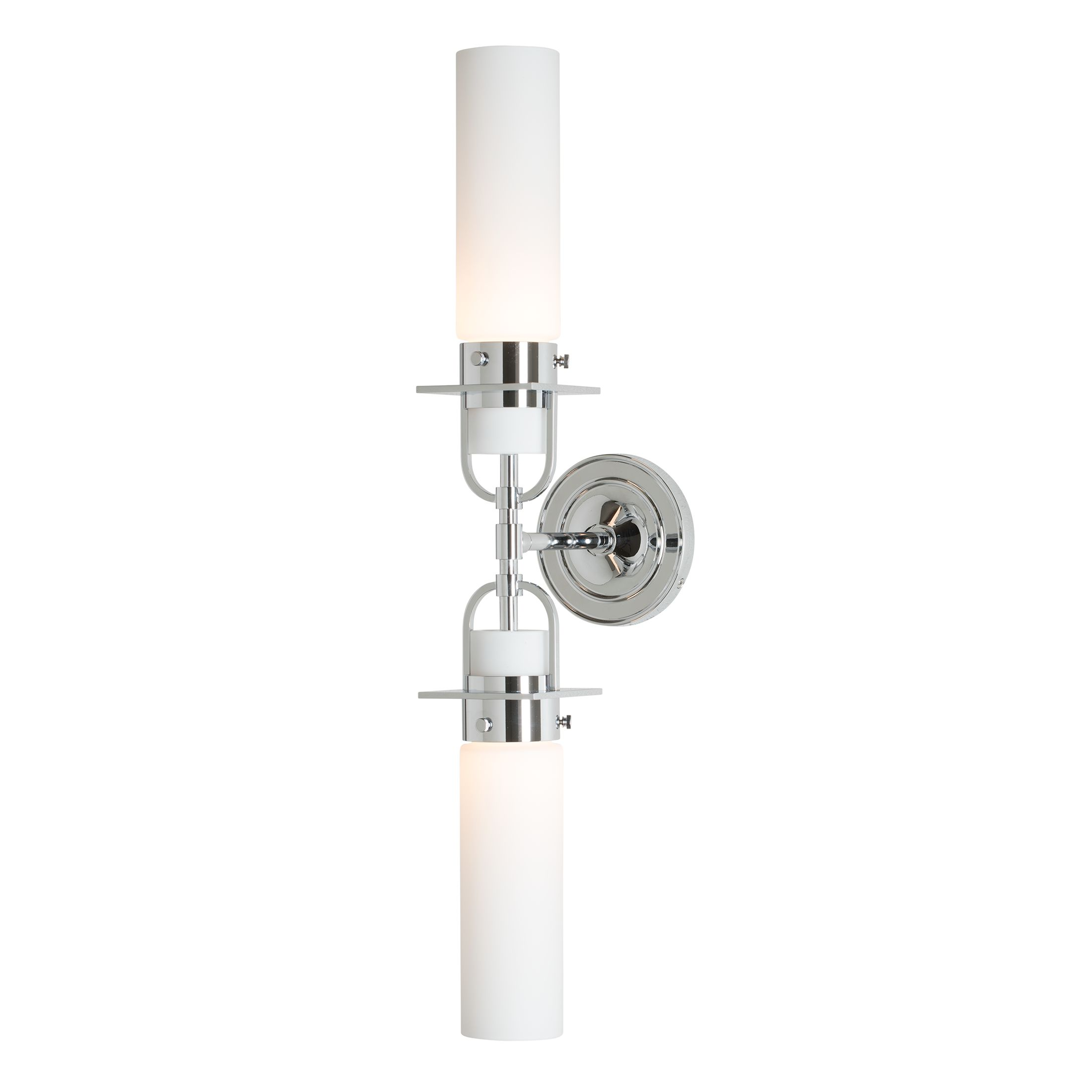 Thumbnail for Castleton Double 2-Light Cylinder Sconce