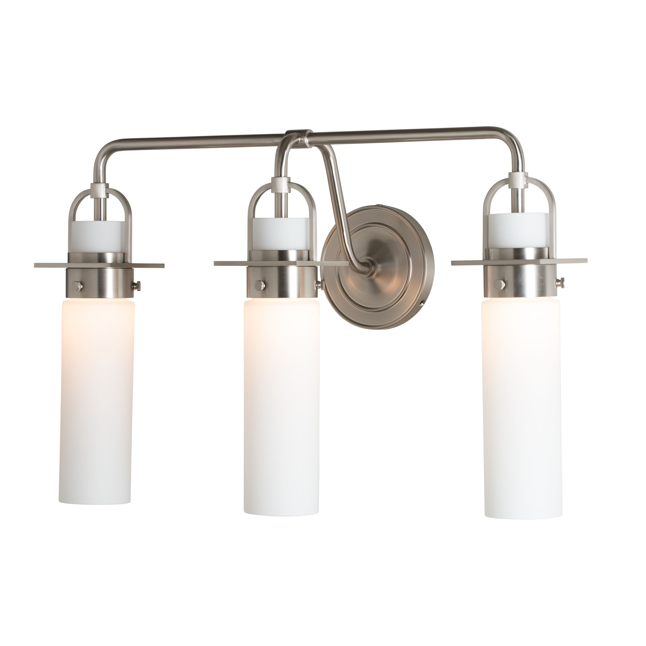 Thumbnail for Castleton 3-Light Cylinder Sconce