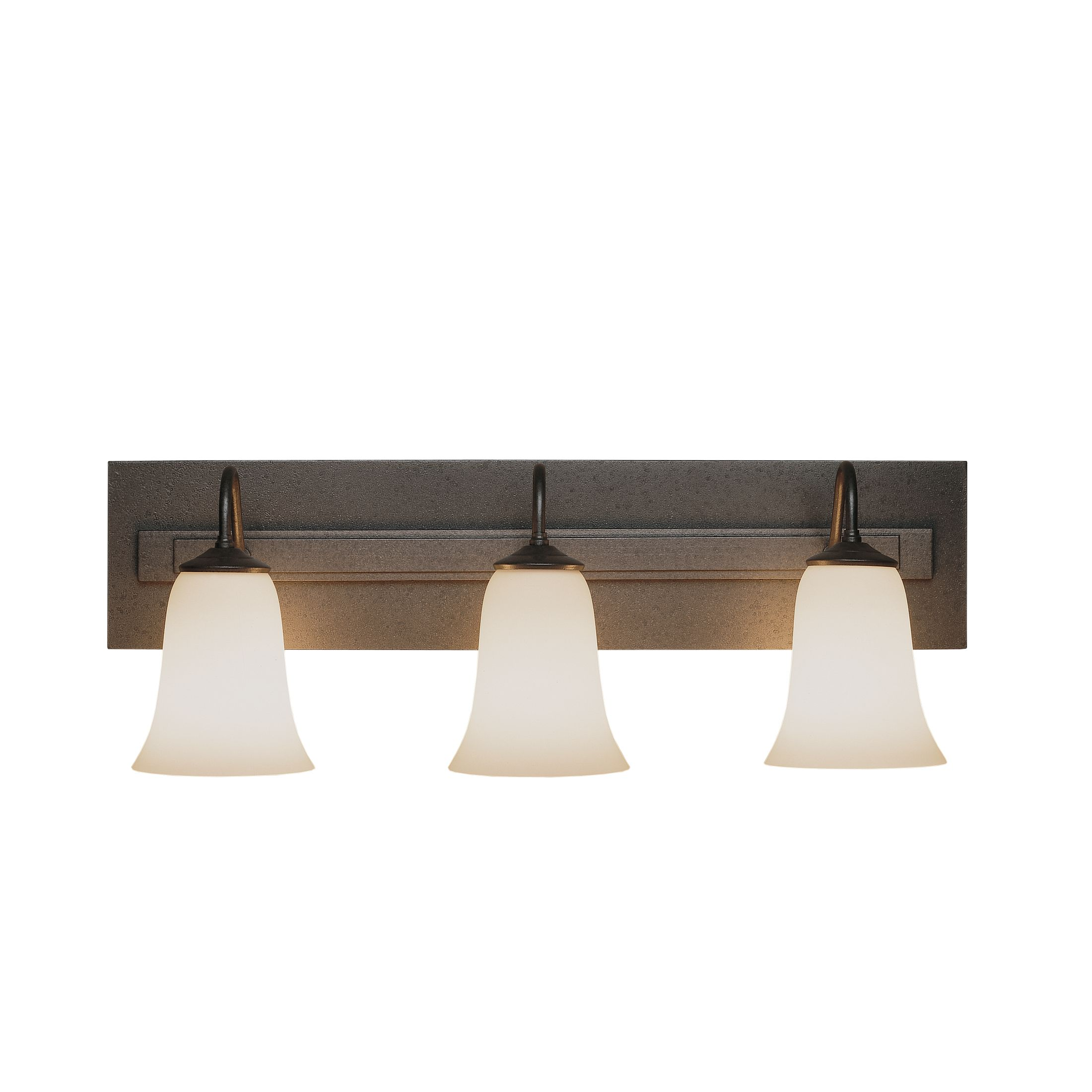 Hubbardton Forge Bathroom Lighting Part - 22: Product Detail: Traditional 3 Light Sconce