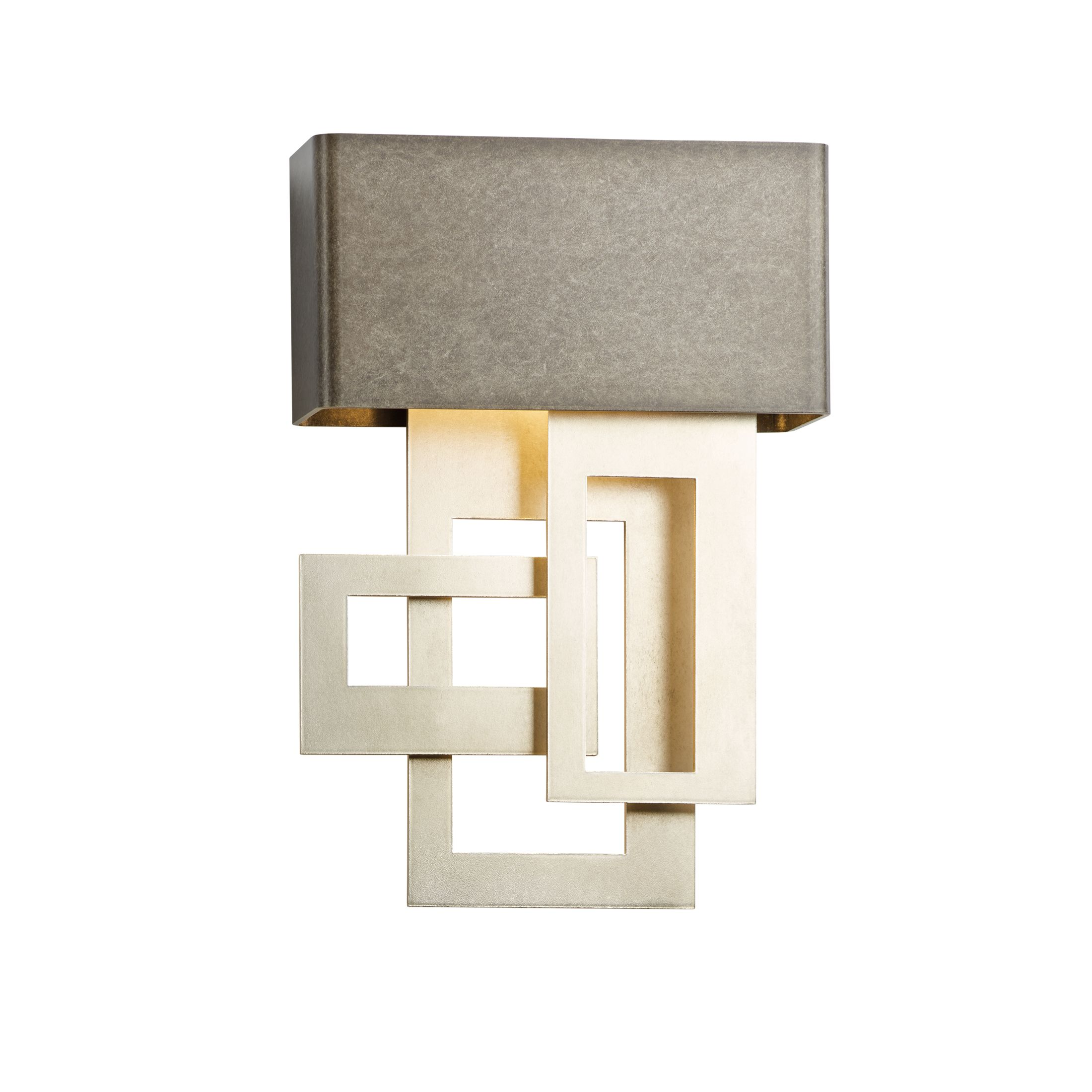 sconce products led hubbardton cityscape forge