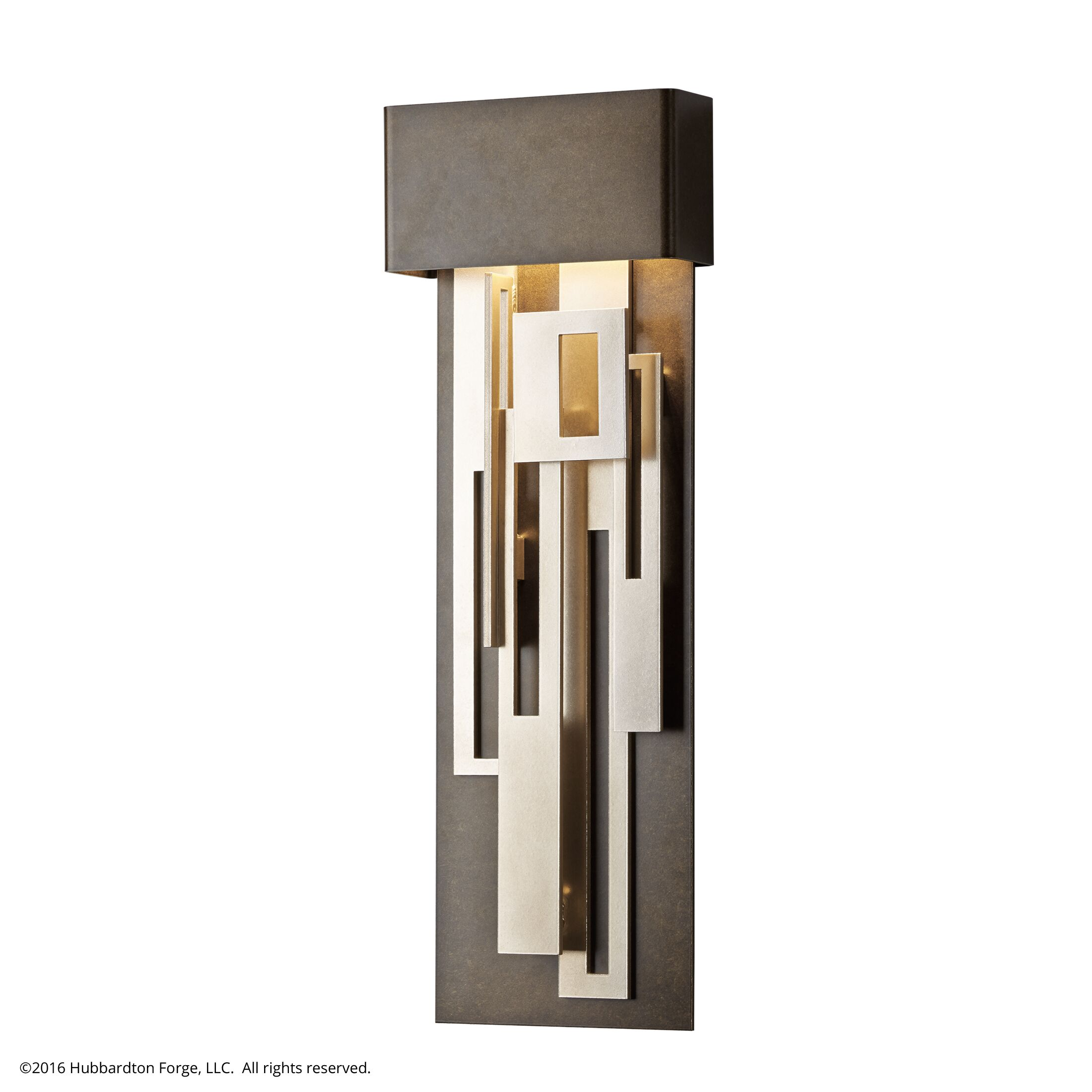 sconce forge hubbardton led collage products