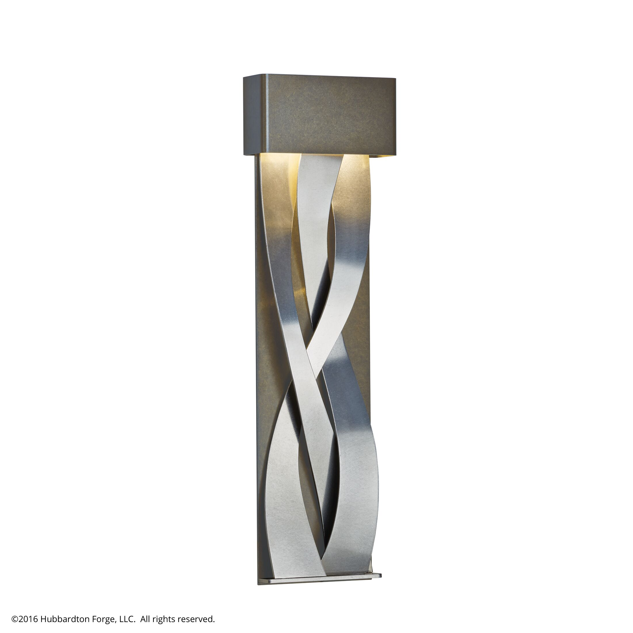 Thumbnail for Tress Large LED Sconce