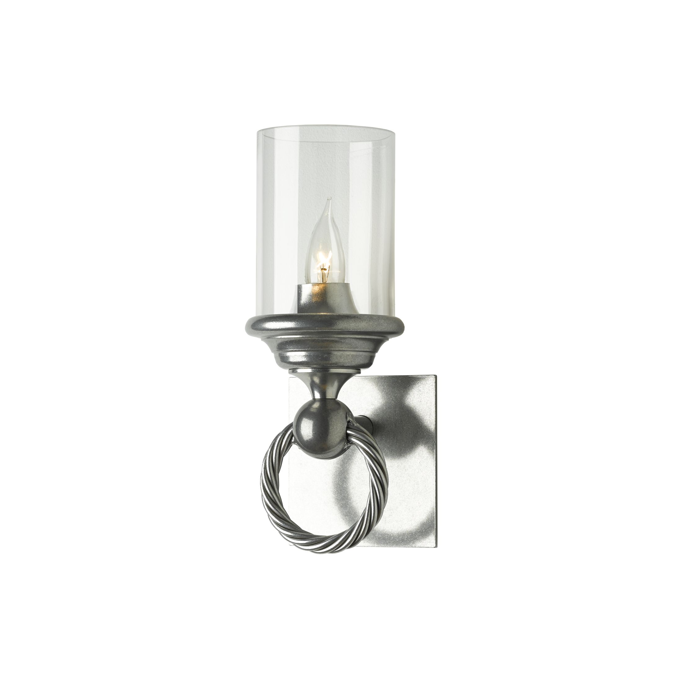 Hubbardton Forge Mason: Cavo Large Outdoor Wall Sconce
