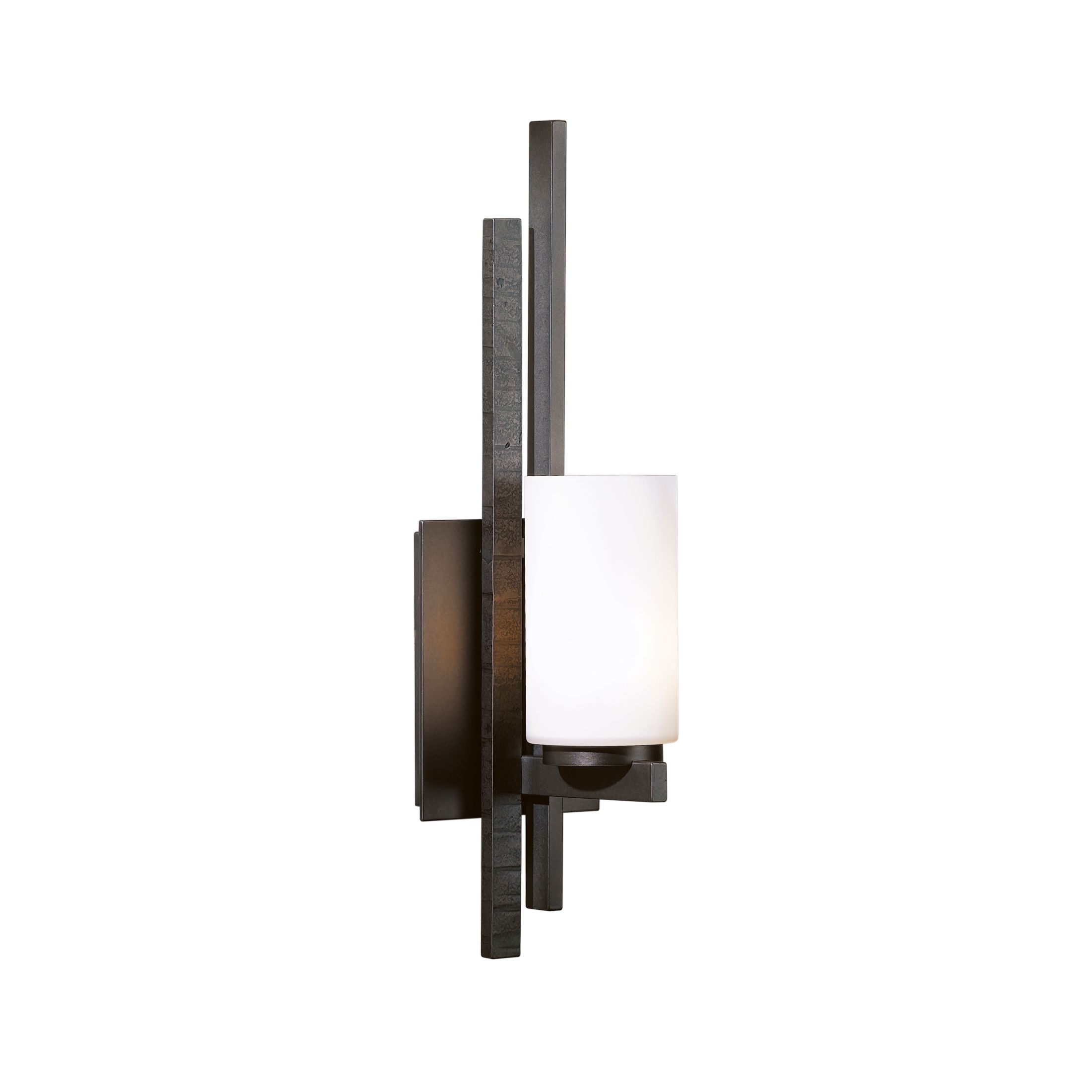sconce detail ethos products hubbardton forge led product