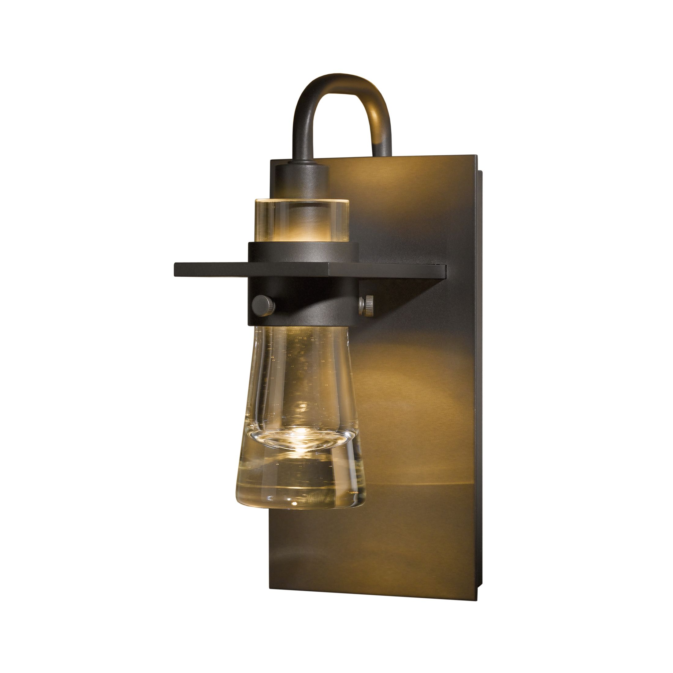 small wall wonderful erlenmeyer by forge ultramodern outdoor sconce hubbardton