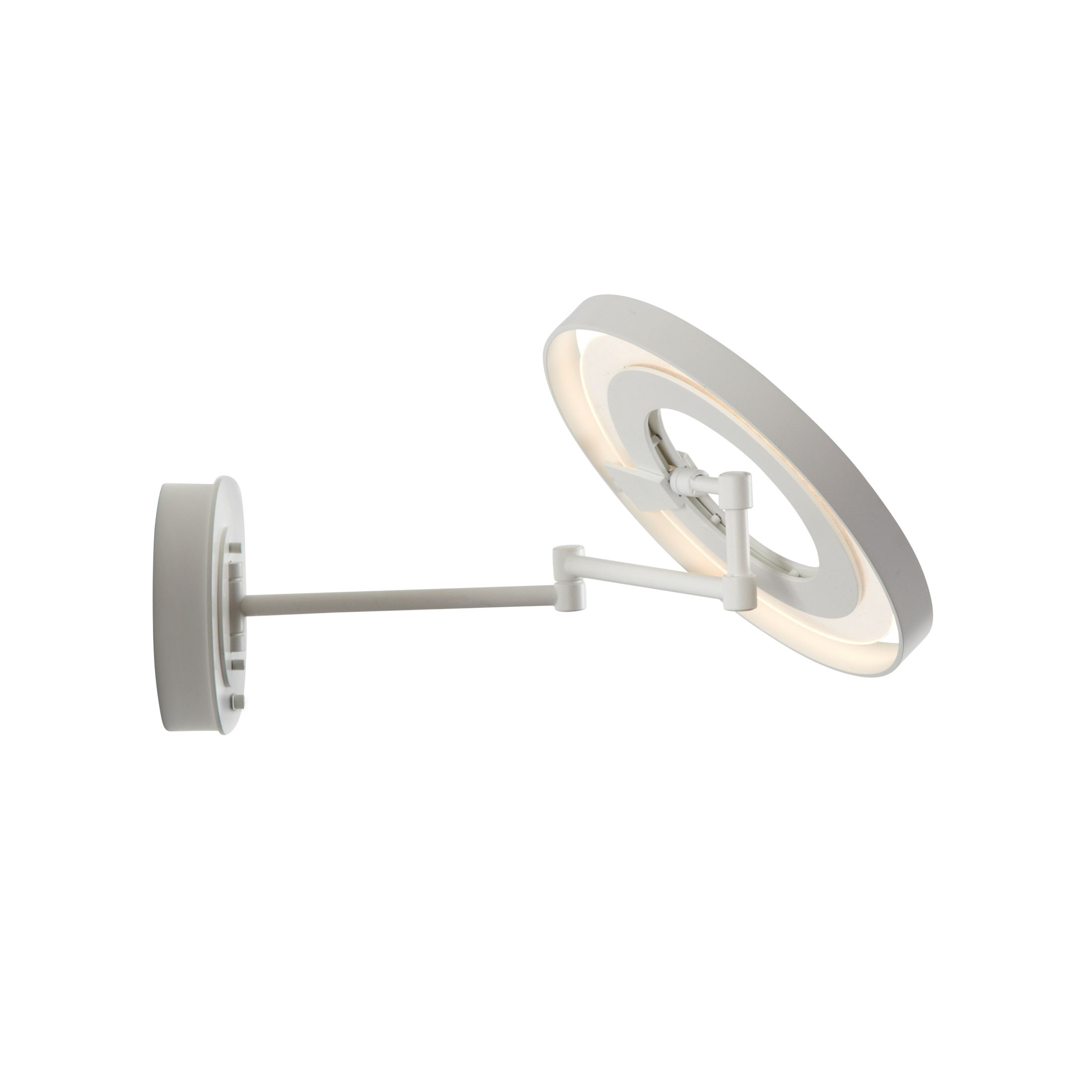 Thumbnail for Ringo LED Swing Arm Sconce