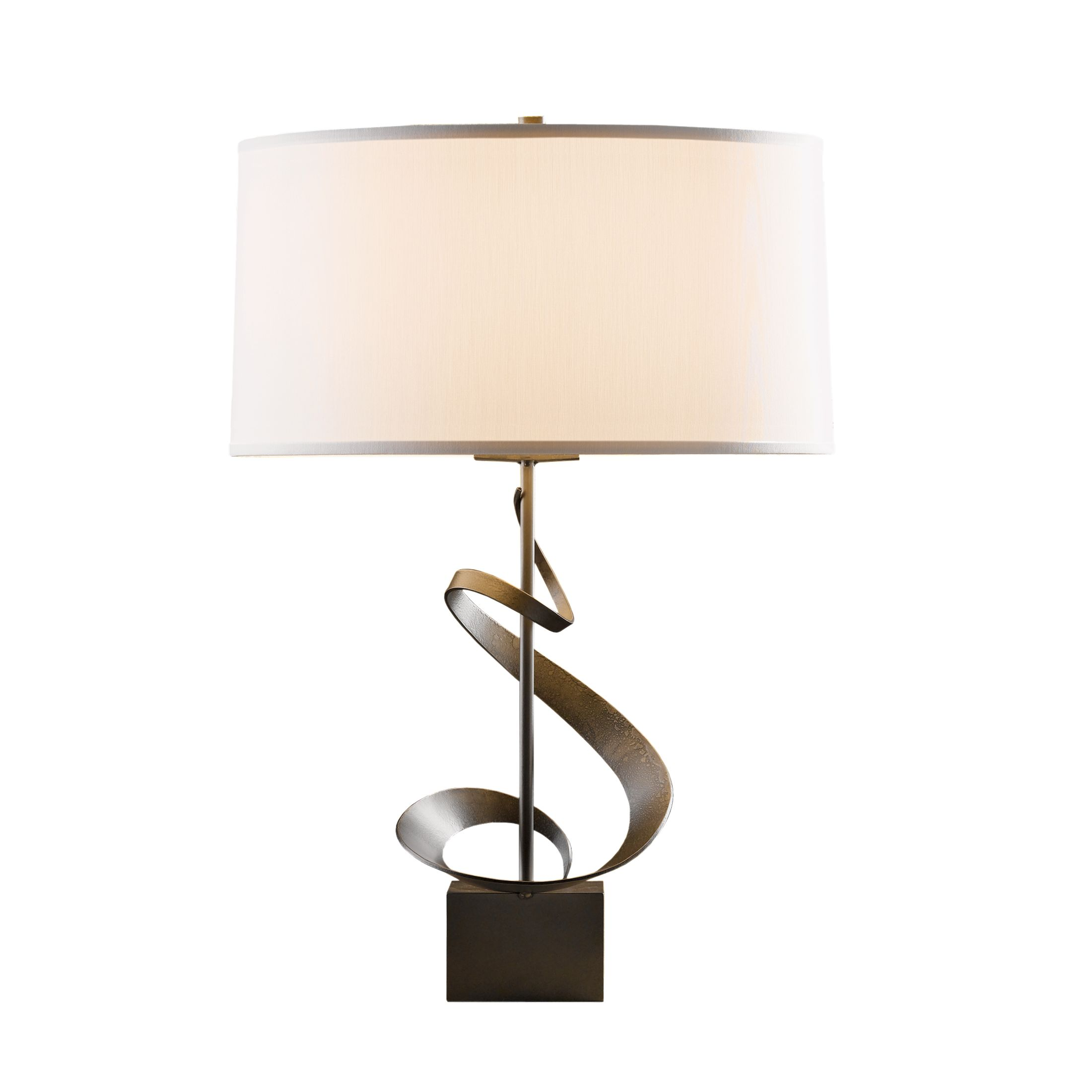 Gallery spiral table lamp hubbardton forge geotapseo Choice Image