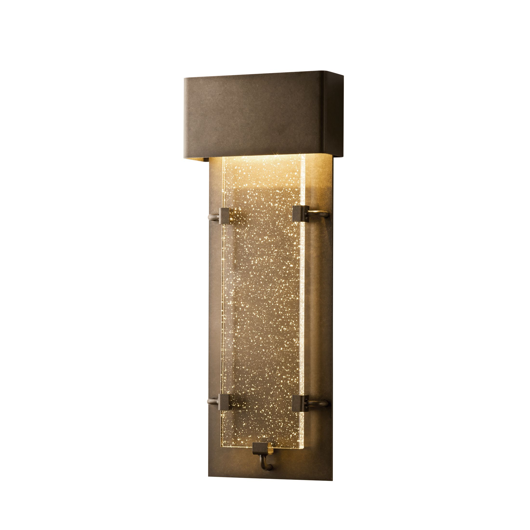 Hubbardton Forge Twilight: Ursa Large LED Outdoor Sconce