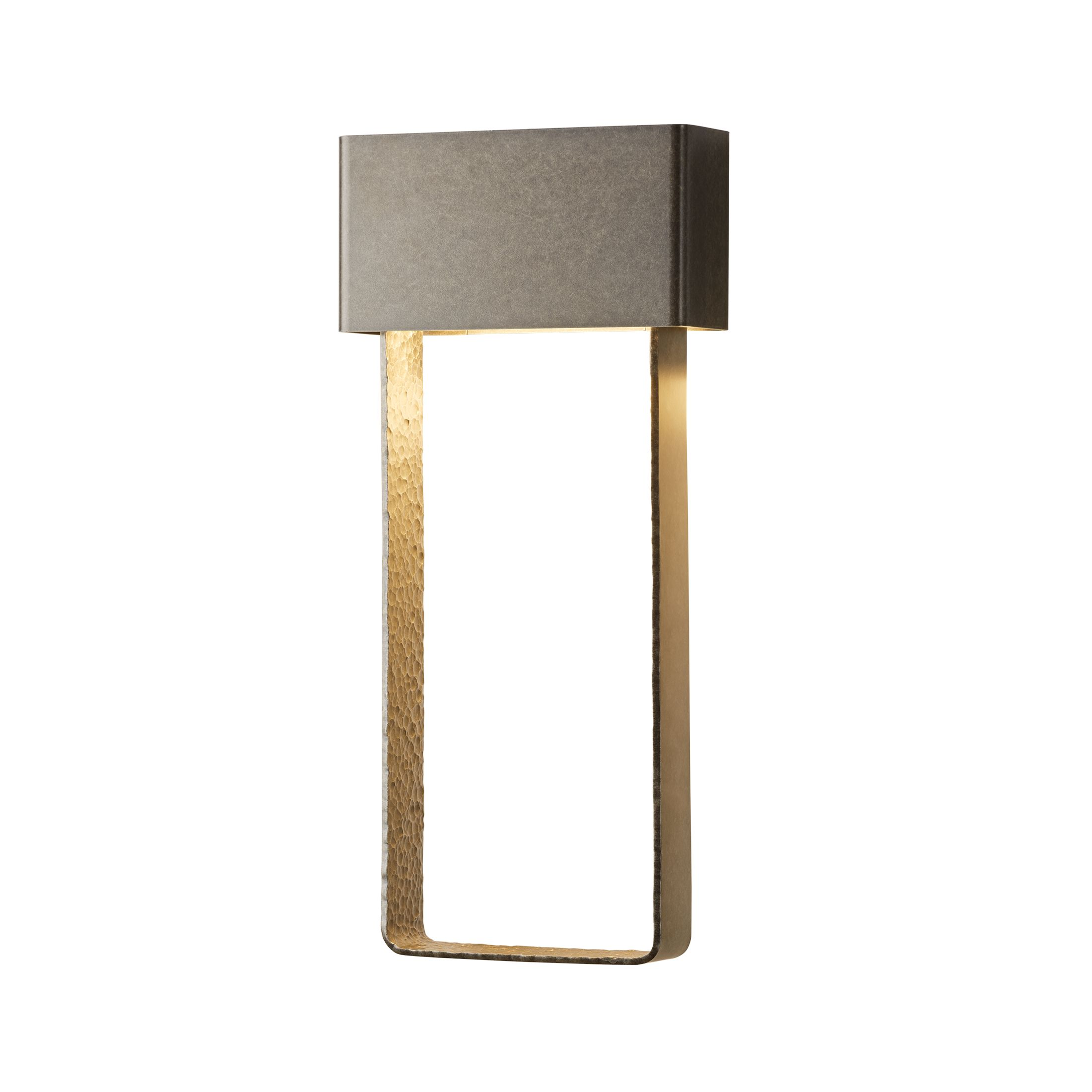 forge led products small detail sconce tress hubbardton product