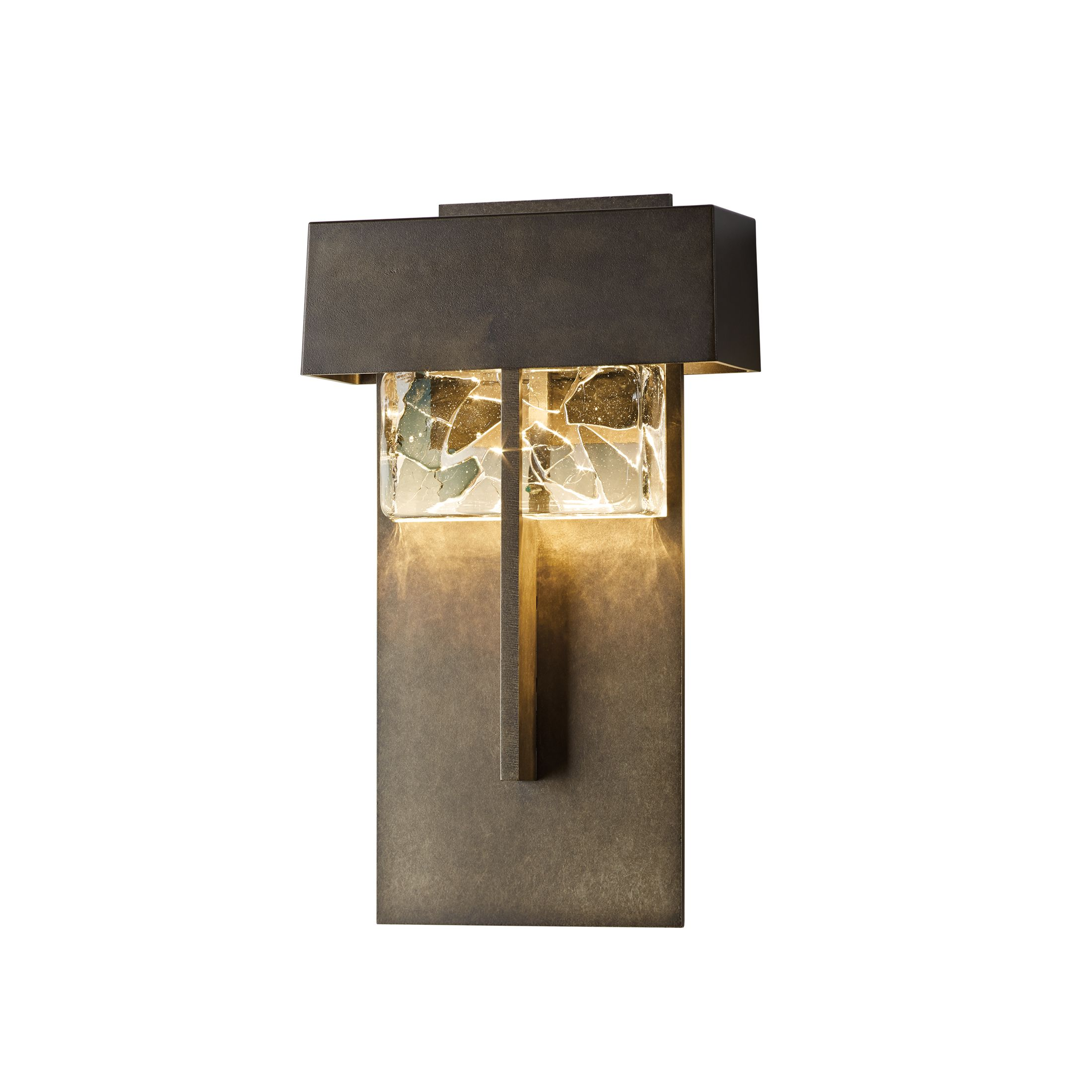 Thumbnail for Shard Large LED Outdoor Sconce