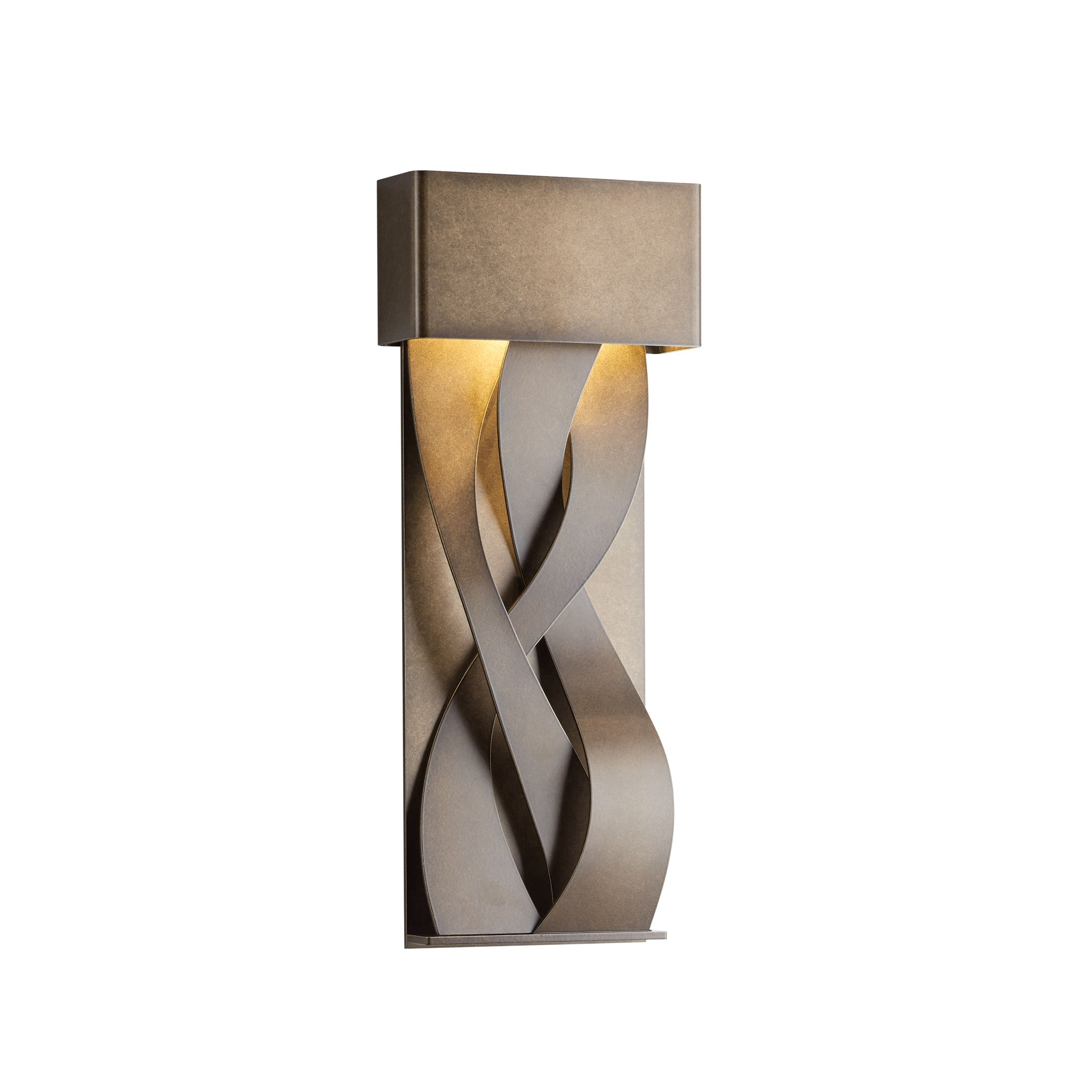 Thumbnail for Tress Small LED Outdoor Sconce
