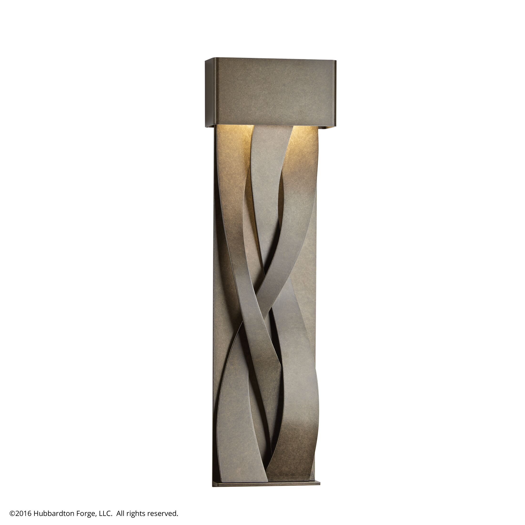 Thumbnail for Tress Large Dark Sky Friendly LED Outdoor Sconce