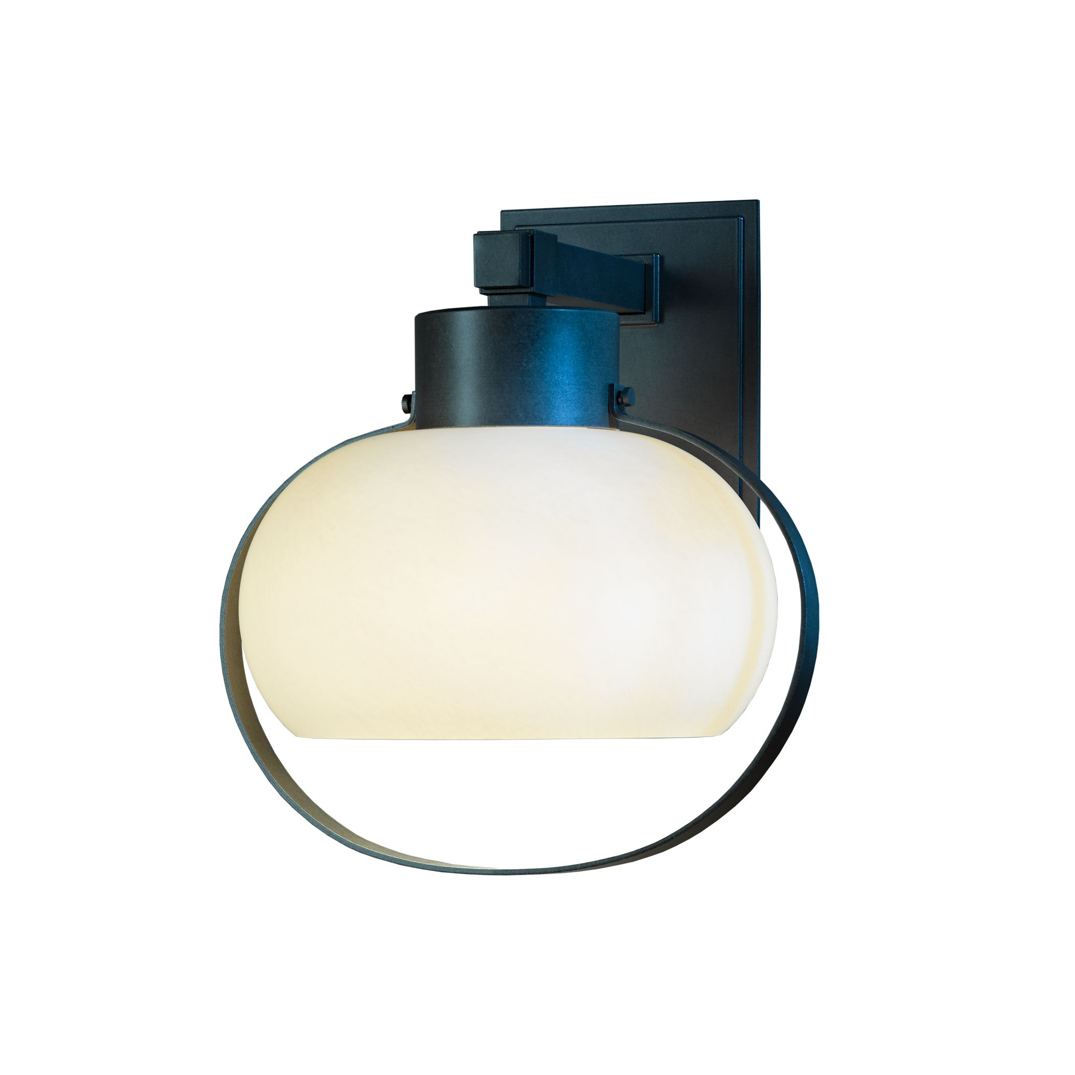 Hubbardton Forge Glass Shades: Colored Glass Replacement Shades For Wall Sconce Top Home