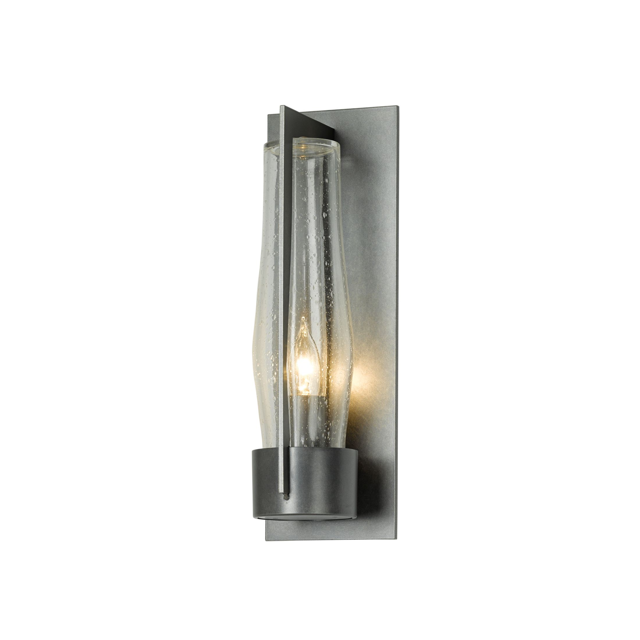 product outdoor led small sconce forge detail hubbardton tress products