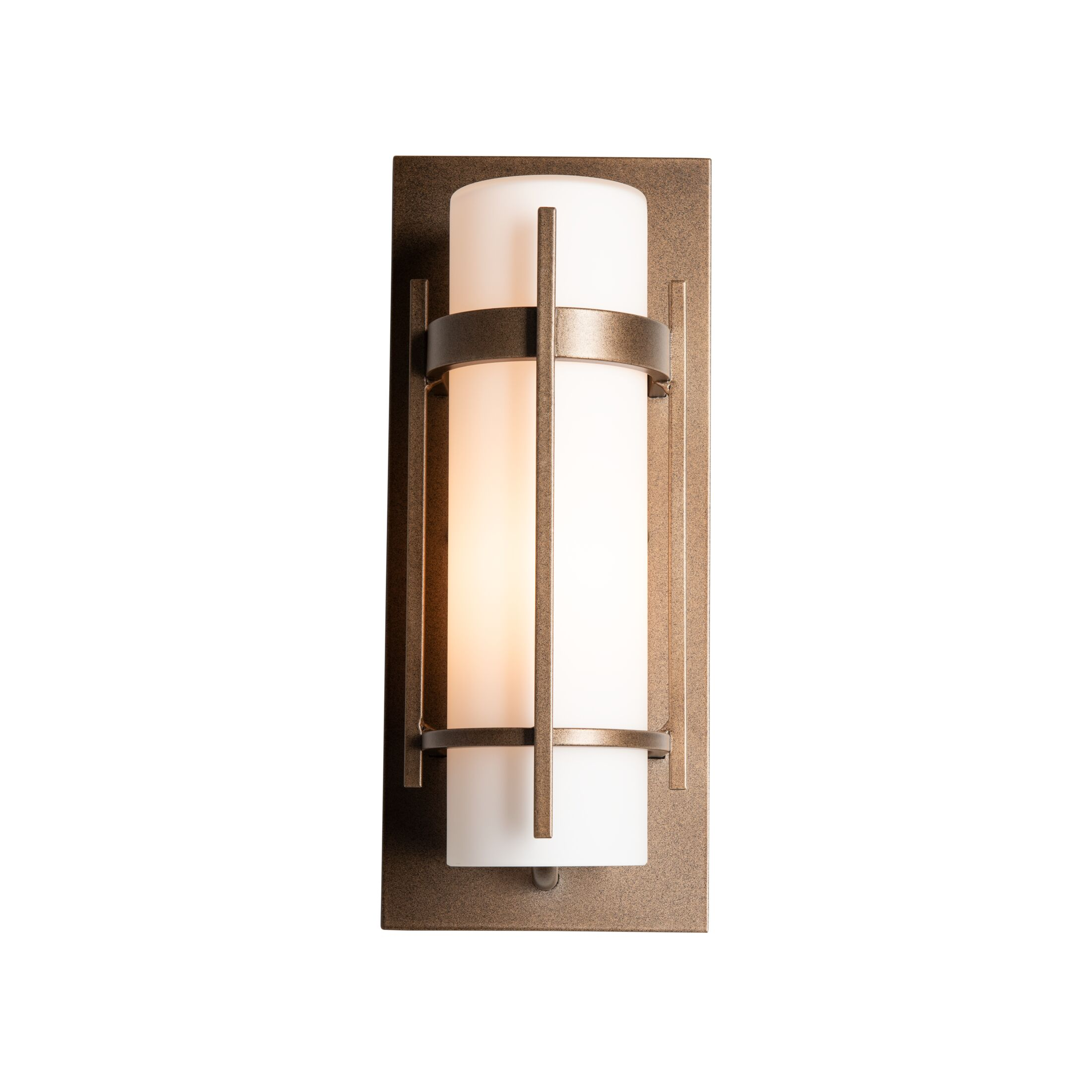 Thumbnail for Banded Small Outdoor Sconce