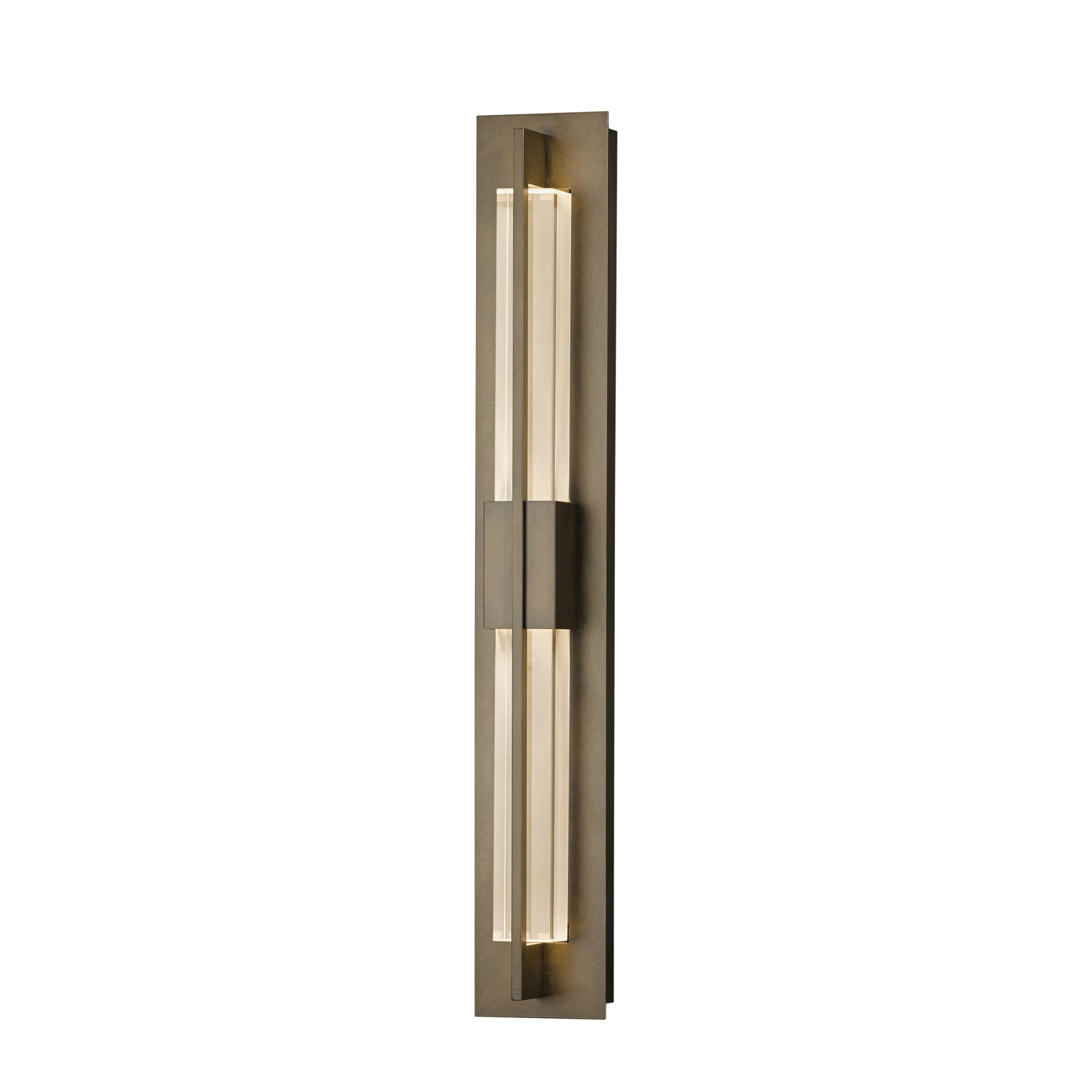 double axis led outdoor sconce – hubbardton forge - product detail double axis led outdoor sconce