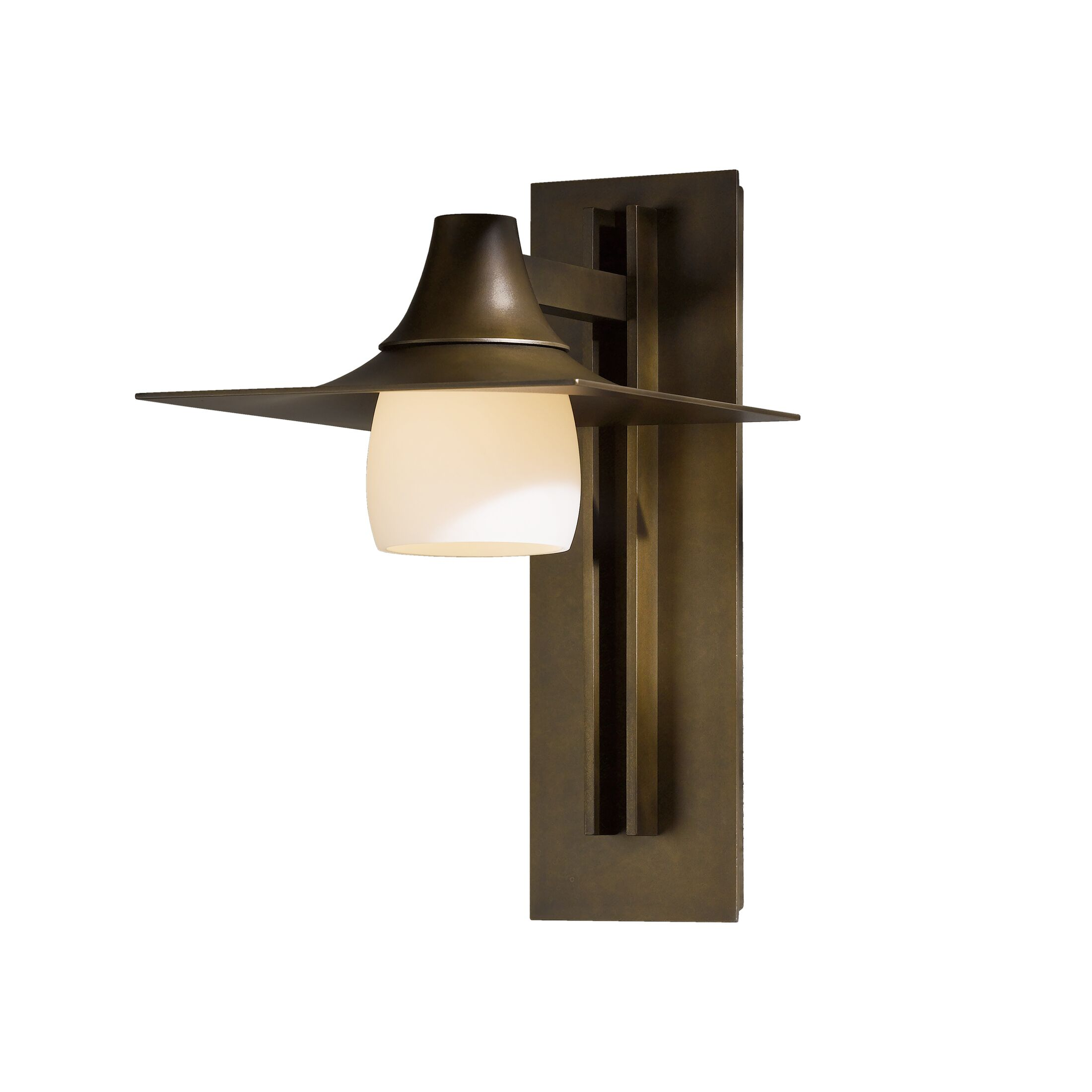 Thumbnail for Hood Large Outdoor Sconce