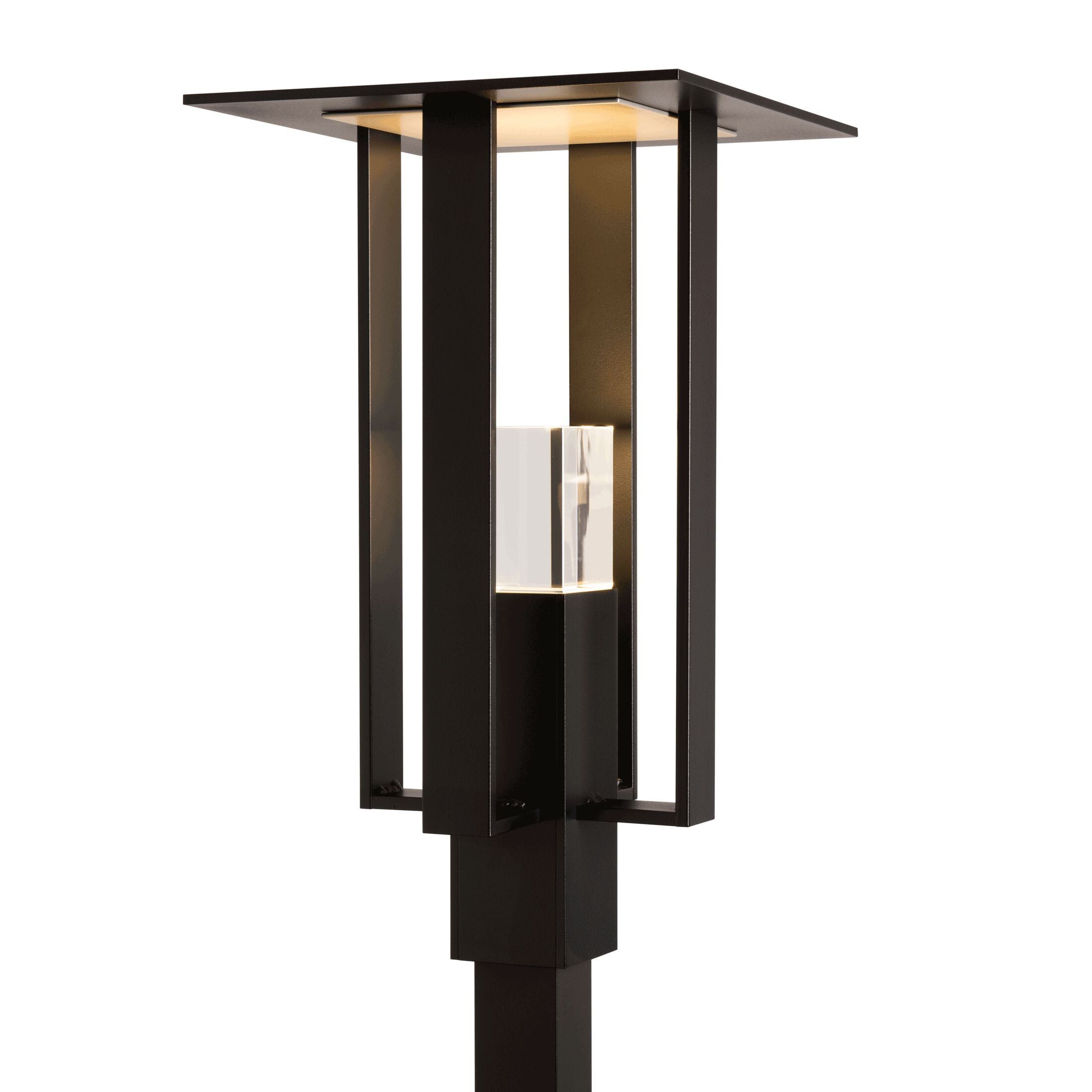 Product Detail: Shadow Box Outdoor Post Light