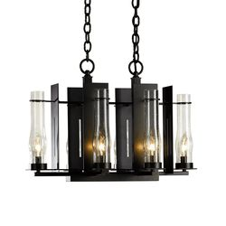 103260 New Town 6 Arm Chandelier