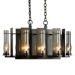 103280 New Town Small 8 Arm Chandelier