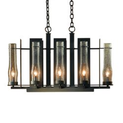 103285 New Town Large 8 Arm Chandelier