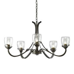105011 Aubrey 5 Arm Chandelier