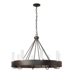 105040 Banded Ring Chandelier