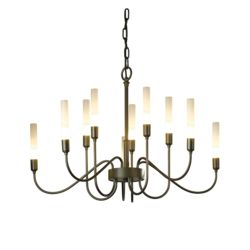 106030 Lisse 10 Arm Chandelier