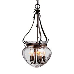 121024 Acharn Small Foyer Pendant