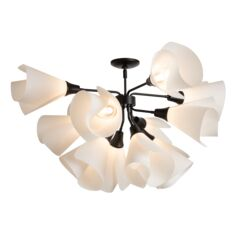 124362 Mobius 12-Light Semi-Flush