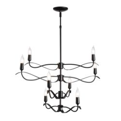 136354 Willow 8-Light Chandelier