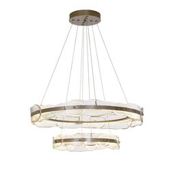 139782 Solstice LED Tiered Pendant