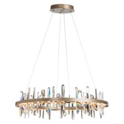 139915 Solitude Circular LED Pendant