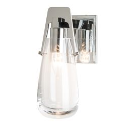 202140 Vessel 1 Light Sconce