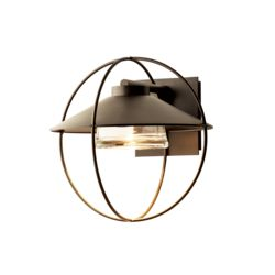 302701 Halo Small Outdoor Sconce