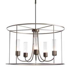 362010 Portico Drum Outdoor Pendant