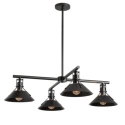 364210 Henry Outdoor 4-Light Pendant