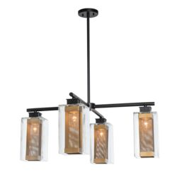 364213 Polaris Outdoor 4-Light Pendant