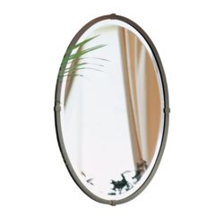 710004 Beveled Oval Mirror
