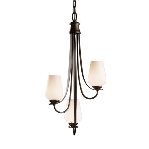 Product Detail: Flora 3 Arm Chandelier
