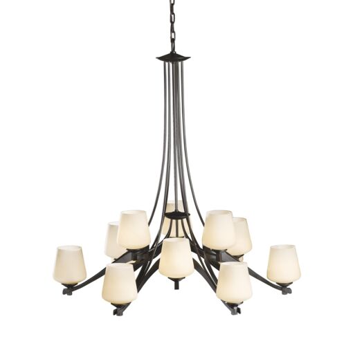 Product Detail: Ribbon 12 Arm Chandelier